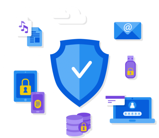 Meet security & GDPR compliance